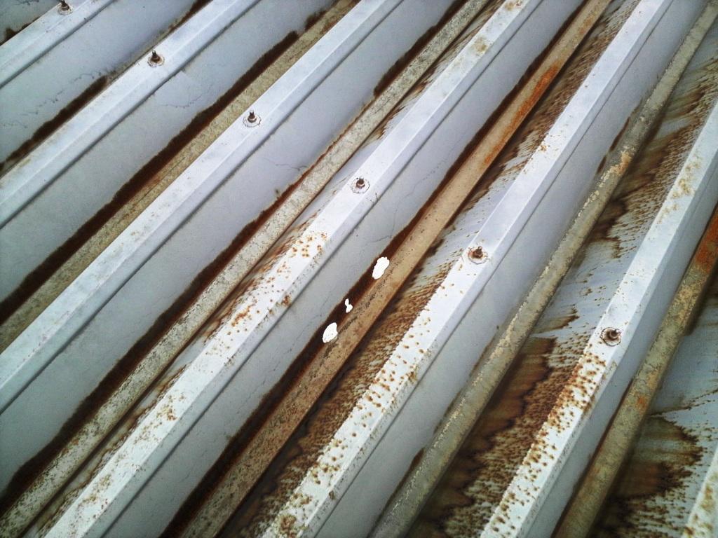 雨漏り調査 某工場_c0209036_201833100.jpg