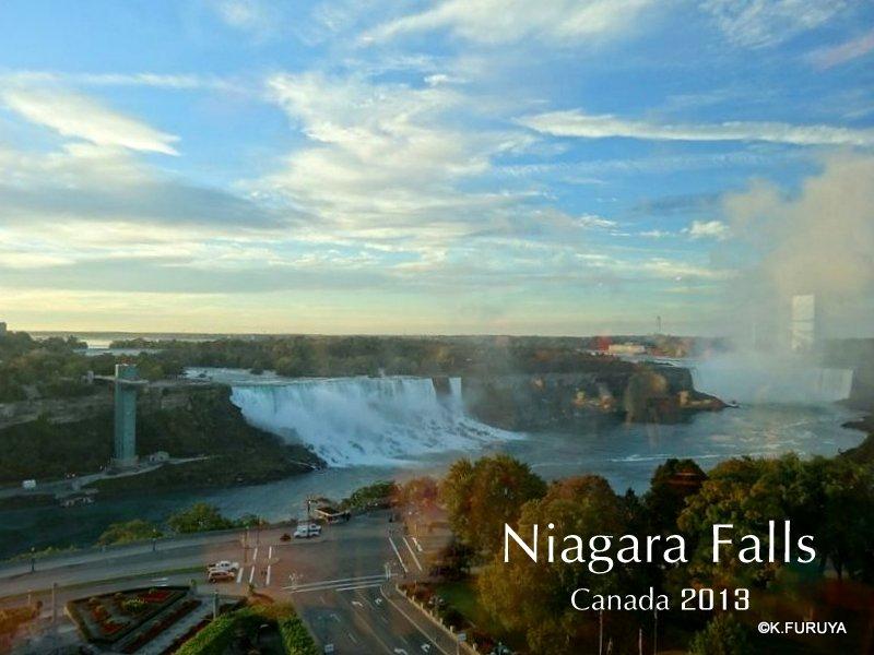 カナダ旅行記 12 ナイアガラ・フォールズ_a0092659_20345951.jpg