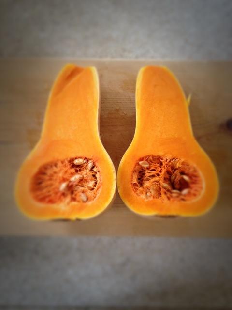 ピーナッツバターかぼちゃのプリン_d0091671_1647725.jpg