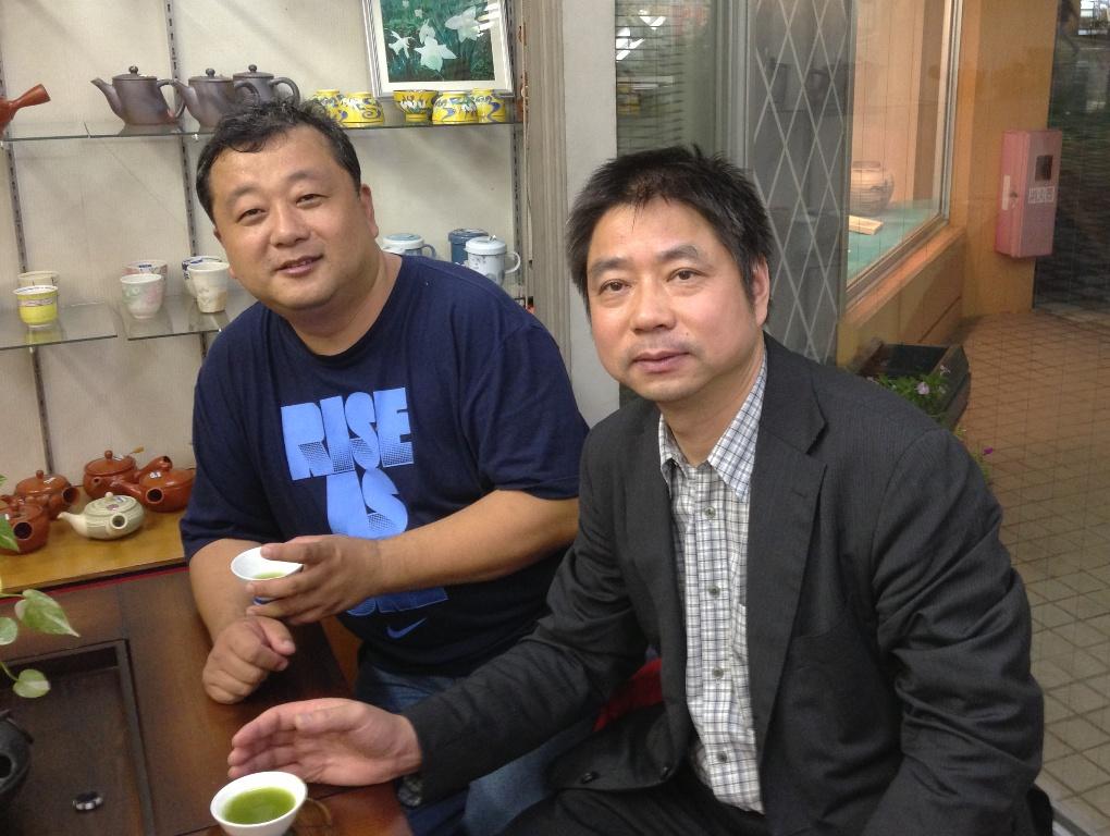 独家报道  大陆著名导演姚晓峰在日本最大华人社区考察_d0027795_10114381.jpg