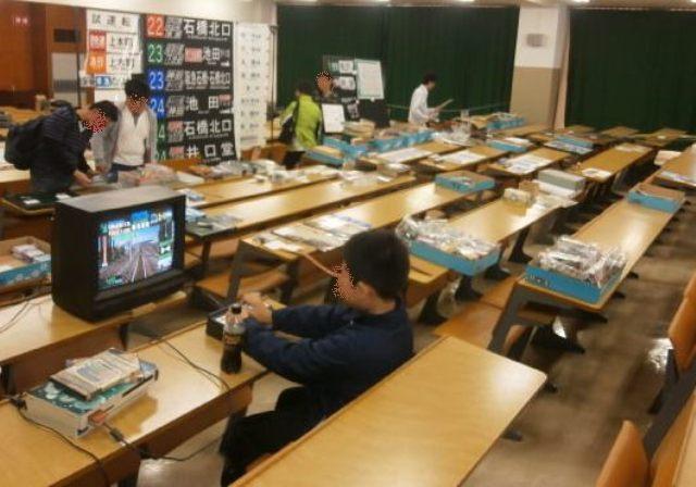 2013鉄研学園祭1 大阪産業大学 _a0066027_8135913.jpg