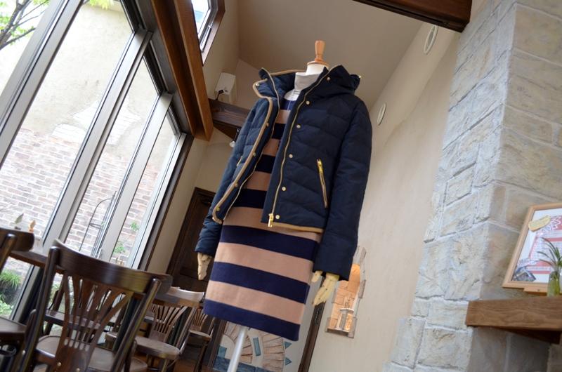"""""""スタイリッシュなShaped Down Jacket\""""-----2013~2014 Winter Outer Selection Monthly No4-----_d0153941_14484646.jpg"""