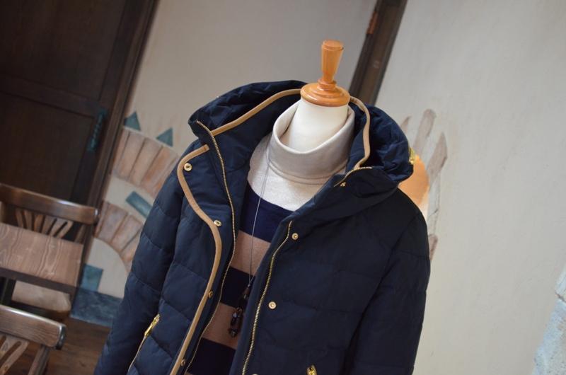 """""""スタイリッシュなShaped Down Jacket\""""-----2013~2014 Winter Outer Selection Monthly No4-----_d0153941_14484996.jpg"""