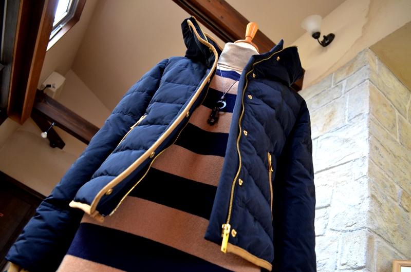 """""""スタイリッシュなShaped Down Jacket\""""-----2013~2014 Winter Outer Selection Monthly No4-----_d0153941_14485519.jpg"""
