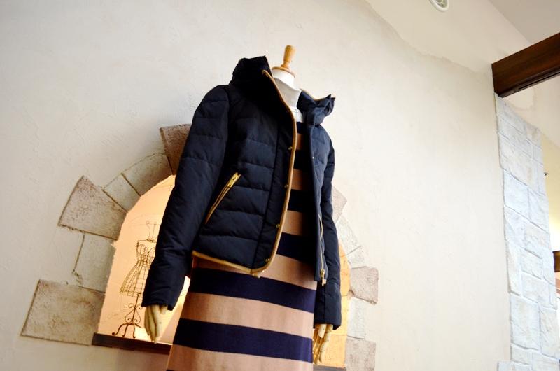 """""""スタイリッシュなShaped Down Jacket\""""-----2013~2014 Winter Outer Selection Monthly No4-----_d0153941_14491366.jpg"""