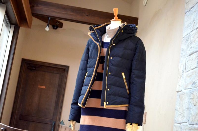 """""""スタイリッシュなShaped Down Jacket\""""-----2013~2014 Winter Outer Selection Monthly No4-----_d0153941_14493414.jpg"""
