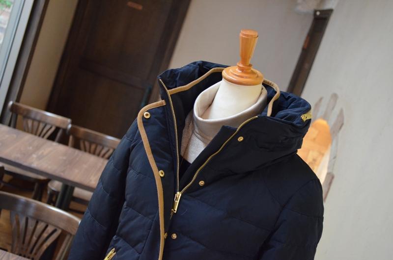 """""""スタイリッシュなShaped Down Jacket\""""-----2013~2014 Winter Outer Selection Monthly No4-----_d0153941_14493628.jpg"""