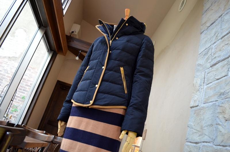 """""""スタイリッシュなShaped Down Jacket\""""-----2013~2014 Winter Outer Selection Monthly No4-----_d0153941_14494112.jpg"""