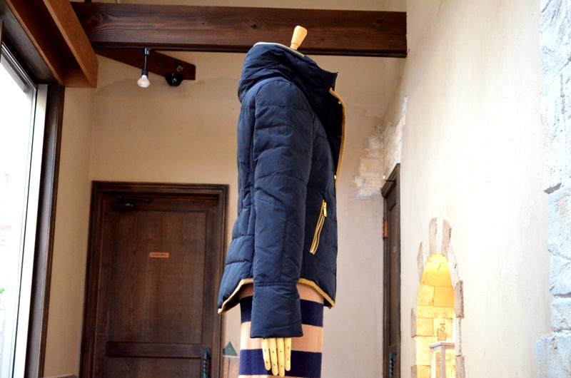 """""""スタイリッシュなShaped Down Jacket\""""-----2013~2014 Winter Outer Selection Monthly No4-----_d0153941_1449468.jpg"""
