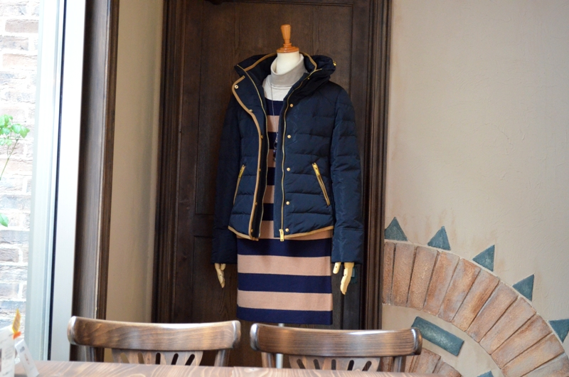 """""""スタイリッシュなShaped Down Jacket\""""-----2013~2014 Winter Outer Selection Monthly No4-----_d0153941_14512887.jpg"""