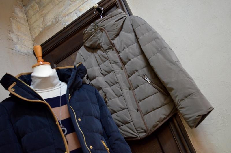 """""""スタイリッシュなShaped Down Jacket\""""-----2013~2014 Winter Outer Selection Monthly No4-----_d0153941_16115774.jpg"""