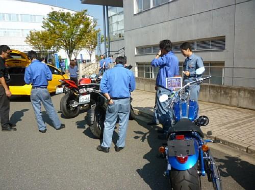 椿本チェイン京田辺工場DE展示会_e0254365_18481672.jpg
