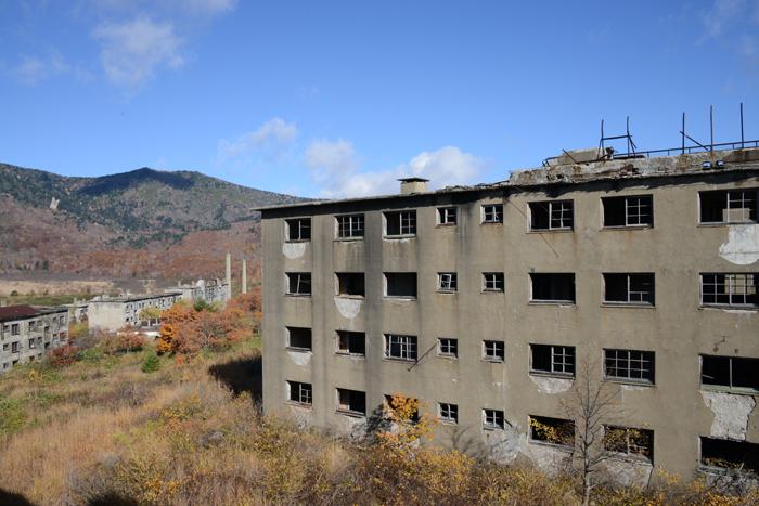 松尾鉱山住宅廃墟_e0171573_2144254.jpg