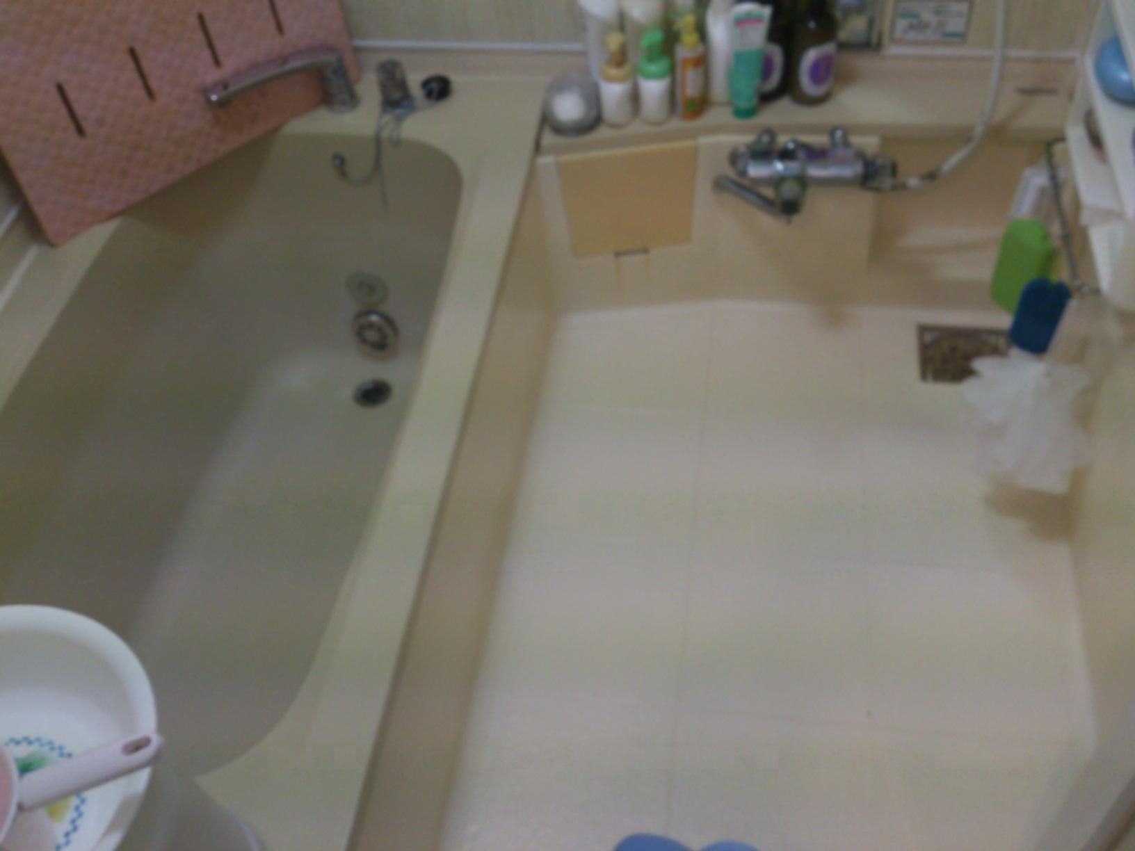 母親の為に浴室改修 TOTO(サザナ1717) 越谷H様邸_a0229594_825520.jpg