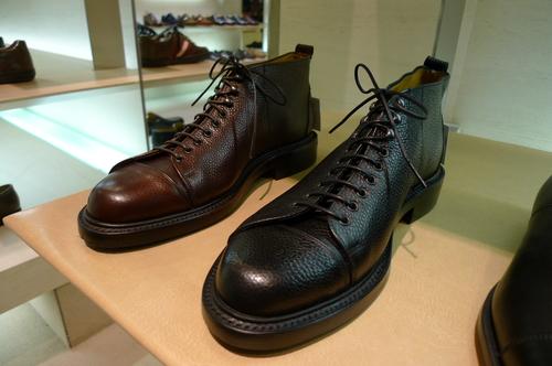 ことで、本日は池袋西武紳士靴 ...