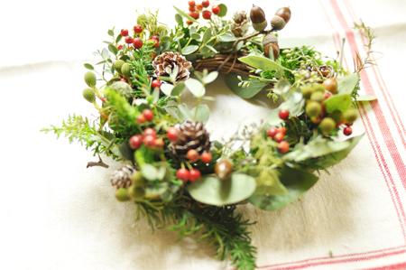 クリスマスの足音_d0174704_2346076.jpg