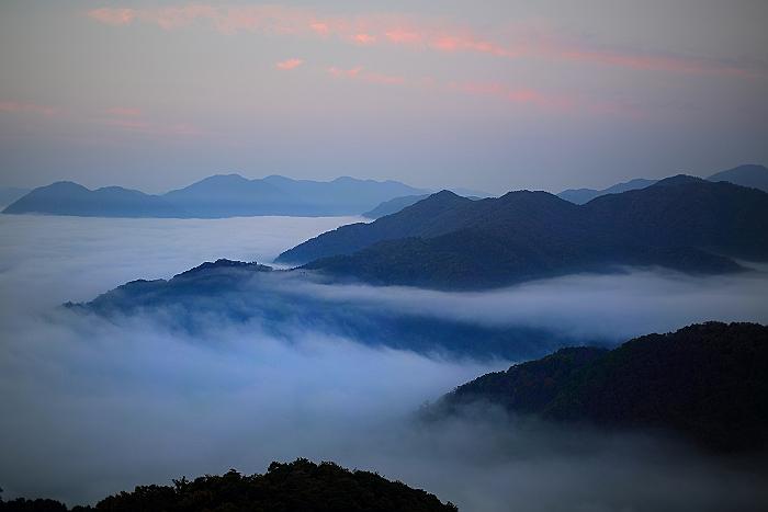"""荒谷山の雲海&星"" NO.5_a0140608_2116936.jpg"