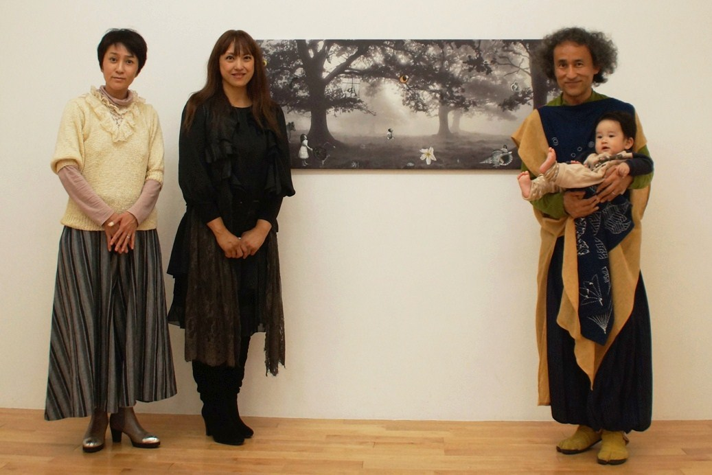 松島智里展「標本愛」~永遠のひとりあそび~@GalleryK_f0006713_2163425.jpg