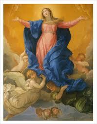 聖母アリアの被昇天_c0152930_1725384.jpg