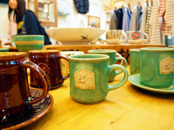 【長谷川風子 陶器フェア】始まりました。_e0031142_1814351.jpg