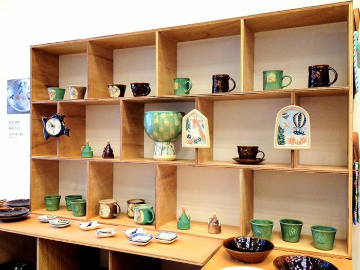 【長谷川風子 陶器フェア】始まりました。_e0031142_18574660.jpg