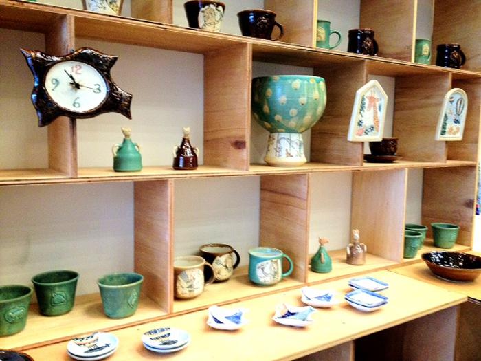 【長谷川風子 陶器フェア】始まりました。_e0031142_1858223.jpg