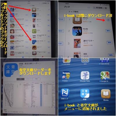 ランチ会&電子書籍&落花生ごはん_a0084343_1673586.jpg