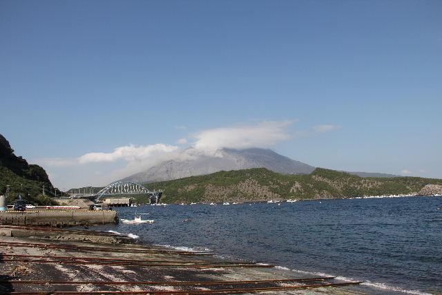 霧島と佐多岬の旅 (3) 九州・本土最南端の佐多岬へ_c0011649_14481861.jpg