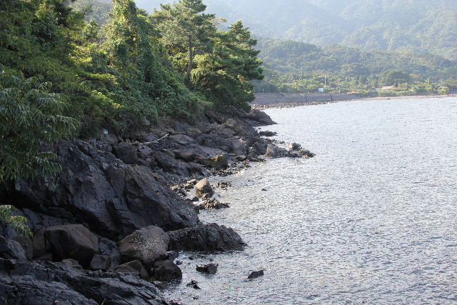 霧島と佐多岬の旅 (3) 九州・本土最南端の佐多岬へ_c0011649_23454855.jpg