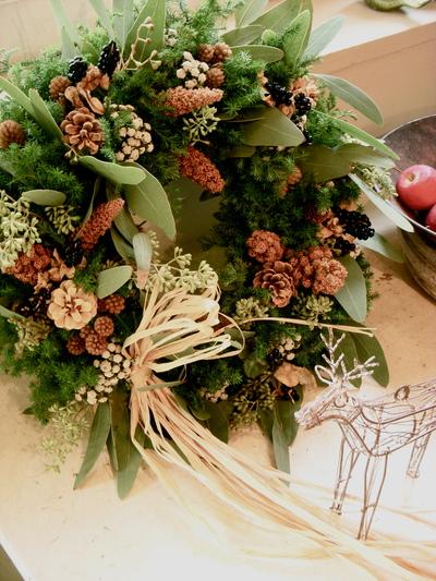 Wreath 。。。_a0229658_174912.jpg