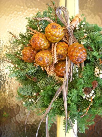 Wreath 。。。_a0229658_175343100.jpg