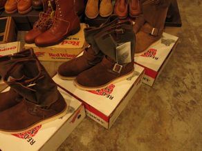 """VINTAGE BOOTS COLLECTION\""ってこんなこと。_c0140560_11512024.jpg"