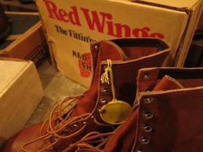 """VINTAGE BOOTS COLLECTION\""ってこんなこと。_c0140560_11513251.jpg"