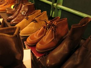 """VINTAGE BOOTS COLLECTION\""ってこんなこと。_c0140560_115188.jpg"
