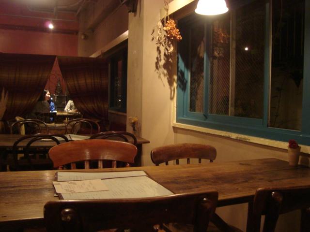 吉祥寺「Cafe Amar カフェアマル」へ行く。_f0232060_21282772.jpg