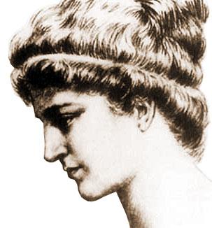 実在したアレクサンドリアの女性天文学者 ヒュパティア_f0186787_21295738.jpg