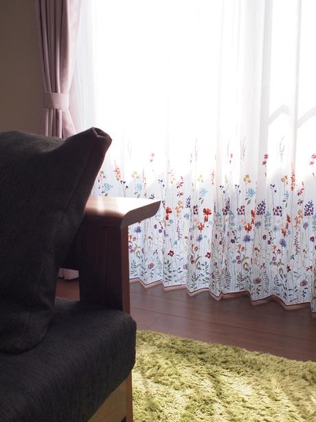 笠岡市Nさま邸 可憐な裾刺繍レース_f0196294_16285750.jpg