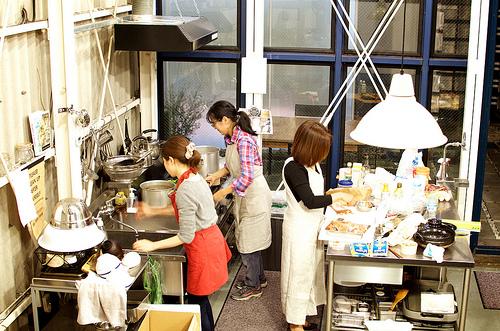「野菜をもっとおいしく食べる実験体験会」で料理をつくる_d0122797_20382064.jpg