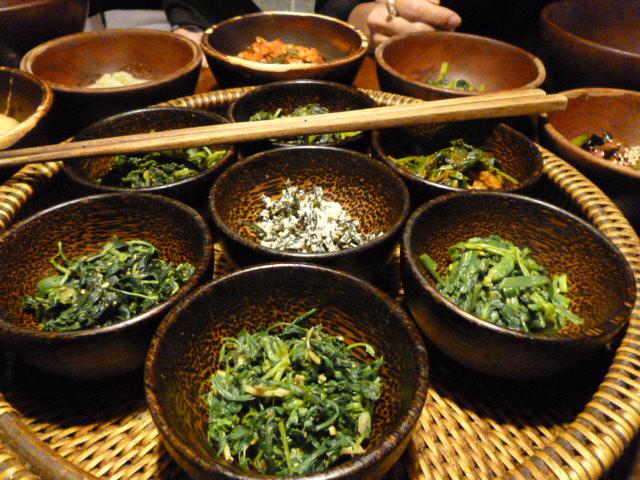 野菜三昧・・・・seoulなランチ_b0210699_23282368.jpg
