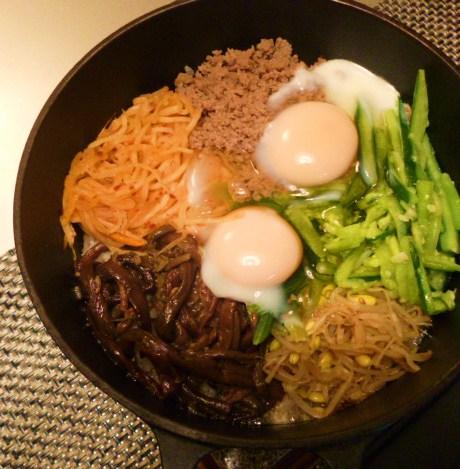 野菜三昧・・・・seoulなランチ_b0210699_23454251.jpg
