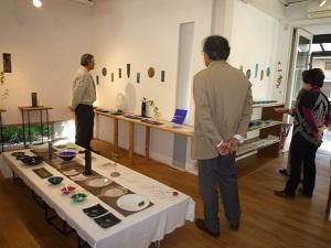 11月5日  「上村 隆志 ガラス展」開催中!_e0189606_16264660.jpg