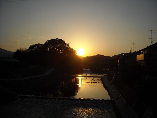 夕陽タイム_c0141013_2435654.jpg