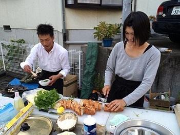 OMOTENASHI(おもてなし)という名の・・・パーティ_a0254125_12584829.jpg