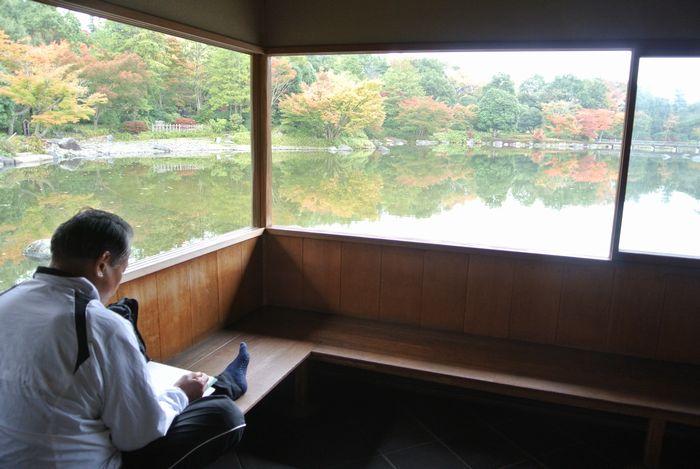 昭和記念公園で紅葉を楽しみました_e0089232_7573066.jpg
