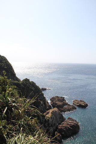 霧島と佐多岬の旅 (3) 九州・本土最南端の佐多岬へ_c0011649_14423444.jpg