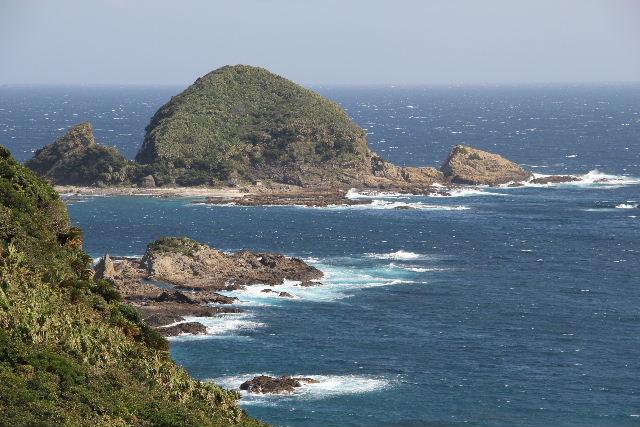 霧島と佐多岬の旅 (3) 九州・本土最南端の佐多岬へ_c0011649_14441893.jpg