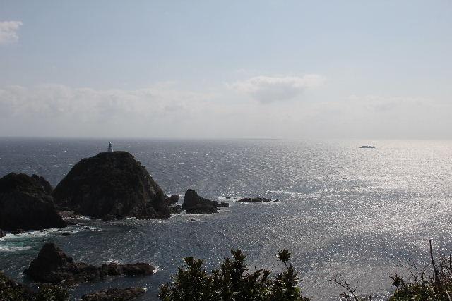 霧島と佐多岬の旅 (3) 九州・本土最南端の佐多岬へ_c0011649_14565583.jpg