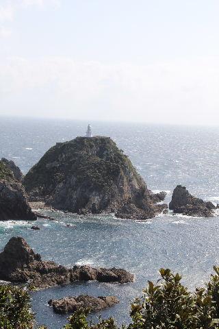 霧島と佐多岬の旅 (3) 九州・本土最南端の佐多岬へ_c0011649_14571442.jpg
