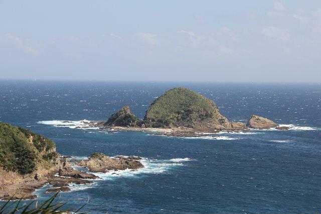 霧島と佐多岬の旅 (3) 九州・本土最南端の佐多岬へ_c0011649_14583913.jpg