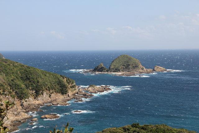 霧島と佐多岬の旅 (3) 九州・本土最南端の佐多岬へ_c0011649_14593995.jpg